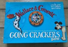 Wallace and Gromit Going Crackers family board game Complete used once Fab
