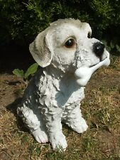LATEX MOULD/MOULDS/MOLDS.        LARGE TERRIER DOG WITH A BONE