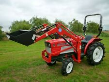 More details for yanmar ym2020 compact mini loader tractor. vat included.