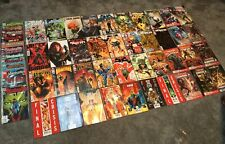 63 Marvel Dc comic lot - Batman, Superman, Black Widow, 52, Manhunter and more!
