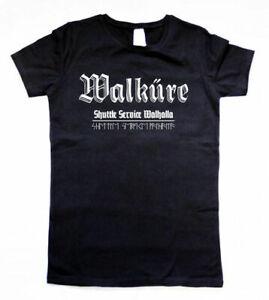 Walküre Girly T-Shirt Gothic