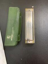 Vintage M. Hohner 270 Super Chromonica chromatic harmonica Germany