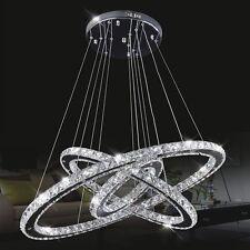72W LED Hängeleuchte Deckenlampe Pendellampe Lüster Küche Kronleuchter Kaltweiß