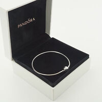 18cm Genuine Pandora Essence Charm Bracelet. Boxed (S925 ALE)