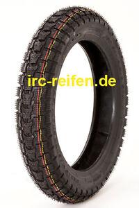 IRC Urban Nieve SN-26 110/70-13 48M el Nuevo SN26 M+S Invierno Scooter Ruedas