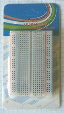 Breadboard 400 Contacts Tie Points Solderless Protoboard Test Board - US Seller