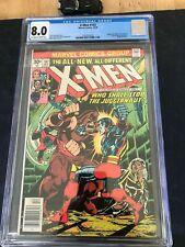 Uncanny X-Men #102. CGC 8.0 VF, Storm Last Name Revealed; Juggernaut