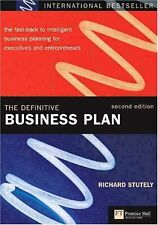 The Definitive Business Plan: The Fast-track to Intelligent Bu ,.9780273659211