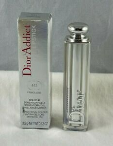 DIOR Dior Addict Hydra-Gel Core Mirror Shine ~ 441 FRIMOUSSE ~ 3.5g / .12 Oz
