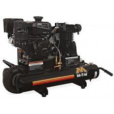 Mi-T-M 7-HP 8-Gallon Gas Wheelbarrow Air Compressor w/ Kohler Engine