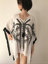 DOTTI ONE SIZE STUNNING PONCHO TOP NEW WITH TAG