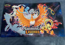 POKEMON PLAYMAT Shining Legends NEAR MINT TRADING CARD GAME OFFICIAL