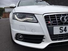 Audi A4 3.2 V6 Quattro S Line S4 Conversation 2009 Ibis White
