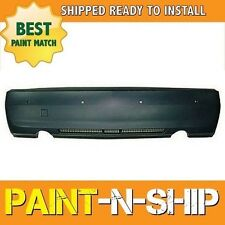 NEW Fits: 2008 2009 Cadillac STS w/o Upper Chrome Rear Bumper Painted GM1100812