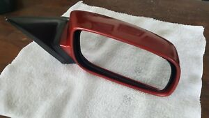 NEW RED MIRROR Fits 2007-2011 CAMRY Passenger Right Door Mirror-Power-NonHeated