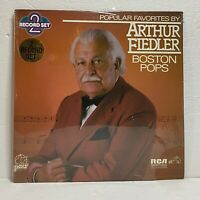 Arthur Fiedler – Popular Favorites: RCA / Pair Records SEALED LP 1982 Classical