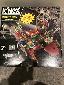 knex Robo- Sting Building Set