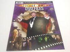 DOCTOR WHO DVD FILES MAGAZINE - PART 35 - ENCYCLOPEDIA - SPEARHEAD FROM SPACE