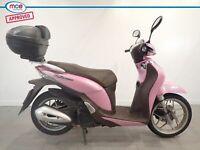 Honda SH 125 Pink 2014 Spares or Repair Restoration Project Bike Damaged
