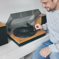 Lenco LS-300 - Turntable with two separate speakers