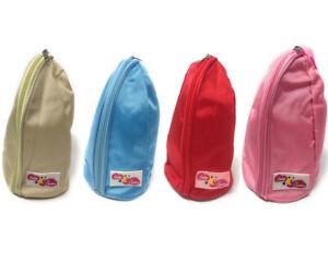 Portabiberon termico carrozzino borsa isotermica biberon neonati bambini 26 cm