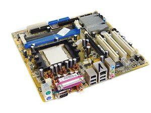 Socket 939 AMD Motherboard: ASUS A8NE-FM - micro ATX - 4x DDR RAM Slots