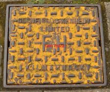PHOTO  OBAN - A GLENFIELD & KENNEDY LTD KILMARNOCK ACCESS COVER.