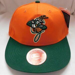 NWT Greensboro Grasshoppers OC Sports One Size OSFM Youth Baseball Hat Pirates