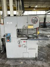 Doall 3613 0 Vertical Band Saw