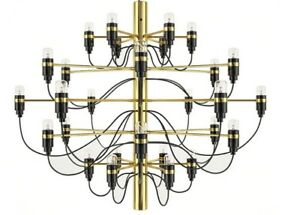 2097/50 Suspension Lamp Pendant 18/30/50 Lights Chandelier Christmas New