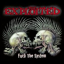 The Exploited - F**k the System [New CD] UK - Import
