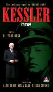 "Kessler DVD Complete Series - SEQUEL TO "" SECRET ARMY "" 5 Hours ! RARE OOP"