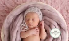 Blush Rosa Cesto Filler soffrire Neonato Fotografia Prop RTS UK Venditore