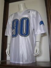 XL Mens NFL Players Ndamukong Suh Detroit Lions NFL Football Jersey White NWT