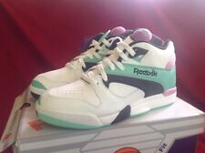 Reebok Court Victory Pump Tennis Shoes Chang Size 8 VIOLET MINT WHITE NIB!