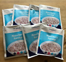 1:1 Diet Cwp Mixed Berry Porridge X7 Not Bars Soups