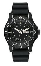 Traser H3 Traser P6600 Type 6 MIL-G Men's Watch 100376 Analogue Rubber Black