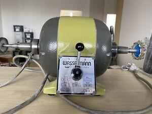 Wassermann Poliermotor, Zahntechnik, Dental
