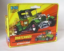 Repro Box Matchbox Speed Kings K 50 Street Rod