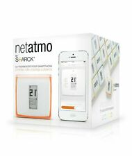 Netatmo Thermostat Steuerung iPhone Smartphone ANDROID Smart Home Wlan Wifi