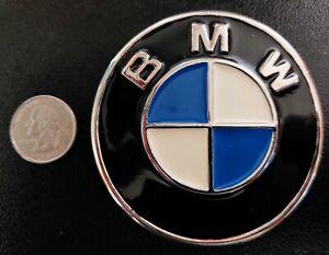 BMW Enamel Belt Buckle