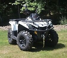 2016 Can-Am Outlander L 570 ATV V-Twin- One Owner!