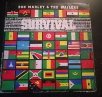 BOB MARLEY E THE WAILERS SURVIVAL*1979- DISCO VINILE 33 GIRI* N.206