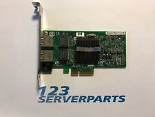 HP NC360T 2 port Gb High Profile 412651-001 412648-B21