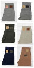 Nuovo Wrangler Texas / Arizona Jeans Stretch Regolare Dritto L30/L32/L34 Tutti