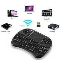 Mini Wireless Fly Air Keyboard Mouse Remote Touchpad For Android TV BOX PC 2.4G