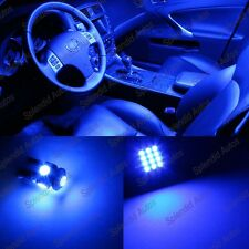 Ultra Blue Interior LED Package For Subaru Legacy  2010-2016 (6 Pieces) #229
