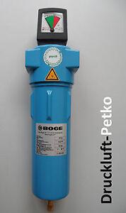 BOGE Microfilter F36M 3600l/min