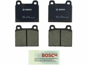 Front Bosch Brake Pad Set fits Mercedes 190C 1964-1965 84WQHH