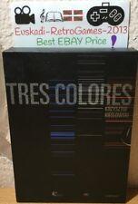 "PACK : "" Trilogía Tres Colores"" DVD (Krzysztof Kieślowski) ULTRA RARE"